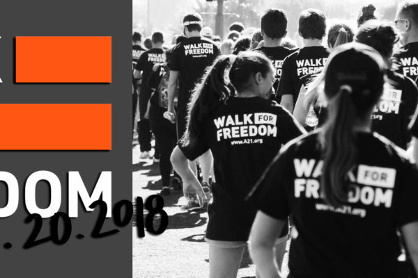 Walk-for-Freedom nelspruit