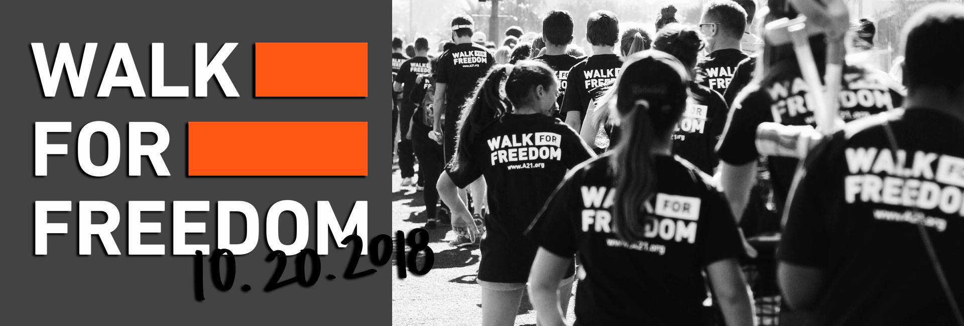 Walk-for-Freedom nelspruit